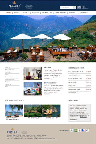 Vietnam Premier Travel